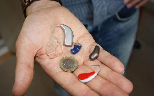 цифровой слуховой аппарат цена